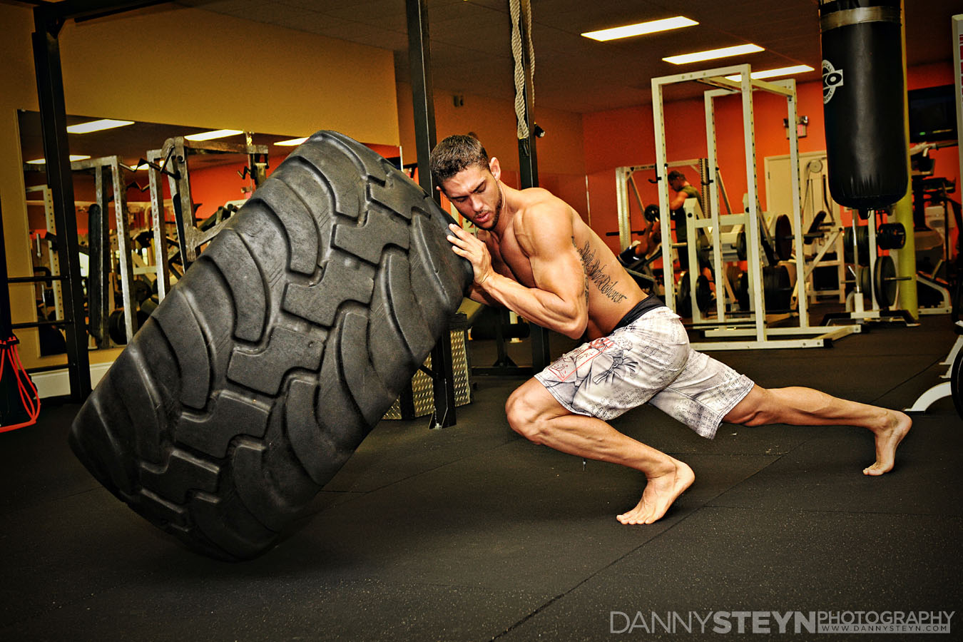Body Building Photographer Fort Lauderdale